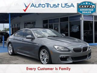 BMW 6 Series 640i Gran Coupe 2014