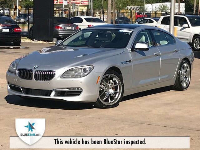 2014_BMW_6 Series_640i_ Houston TX