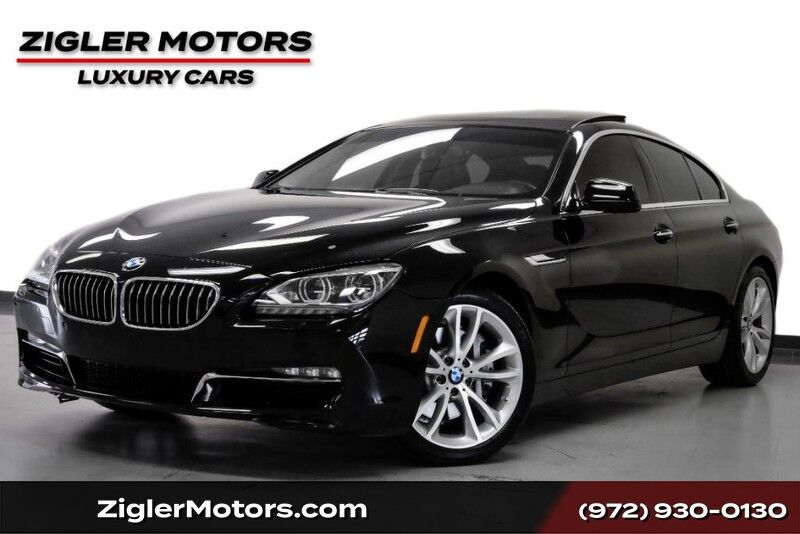 2014 BMW 6 Series 640i xDrive Gran Coupe Driver Assist