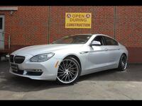 BMW 6 Series 640i xDrive Gran Coupe 2014