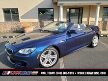 2014_BMW_6 Series_640xi Convertible_ Fredricksburg VA