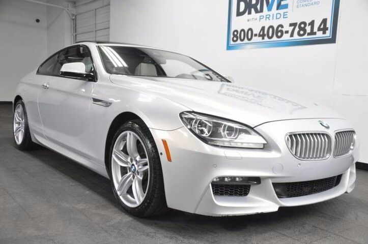 2014 BMW 6 Series 650I EXECUTIVE M SPORT XDRIVE AWD 50K 1 OWN DRIVE ASSIST HUD NAV CAMS PDC Houston TX