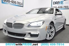 2014_BMW_6 Series_650I EXECUTIVE M SPORT XDRIVE AWD 50K 1 OWN DRIVE ASSIST HUD NAV CAMS PDC_ Houston TX