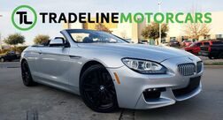 2014_BMW_6 Series_650i M SPORT, CONVERTIBLE, NAVIGATION, AND MUCH MORE!!!_ CARROLLTON TX