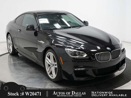 2014_BMW_6 Series_650i M SPORT EDITION,DRVR ASST+,NAV,CAM,PANO_ Plano TX