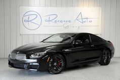 2014 BMW 6 Series 650i M-Sport Heads-Up Active Steering Adaptive Drive