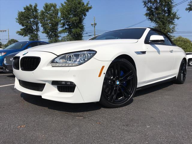 2014 BMW 6 Series 650i Raleigh NC