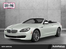 2014_BMW_6 Series_650i_ Roseville CA