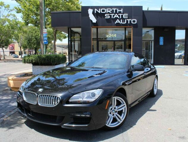2014_BMW_6 Series_650i_ Walnut Creek CA