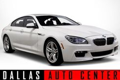 2014_BMW_6-Series Gran Coupe_640i_ Carrollton TX