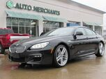 2014 BMW 6-Series Gran Coupe 650i,Turbocharged,Rear Parking Aid, Satellite Radio,Navigation System,Bluetooth Connectiom,HD Radio,