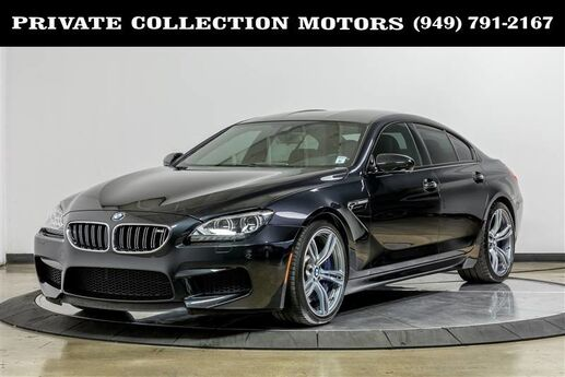 2014 BMW 6-Series M6 Highly Optioned MSRP $128,550 Costa Mesa CA