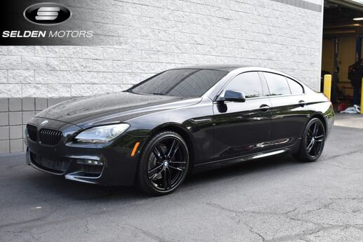 2014 BMW 640i Gran Coupe M Sport Willow Grove PA