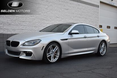 2014 BMW 650I Gran Coupe M Sport