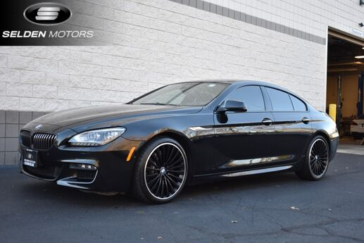 2014 BMW 650i Gran Coupe M Sport Willow Grove PA