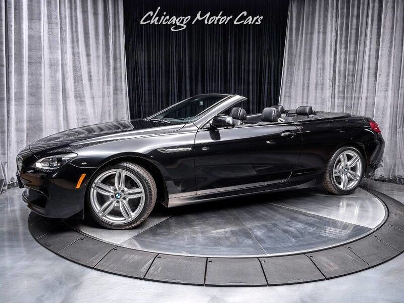 2014_BMW_650i xDrive_Convertible *MSRP $102,725*_ Chicago IL