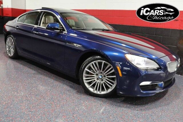 2014 BMW 650i xDrive Gran Coupe 4dr Sedan Chicago IL