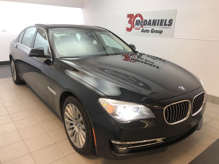 2014 BMW 7 Series 740Li Columbia SC