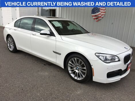 2014_BMW_7 Series_740Li_ Harlingen TX
