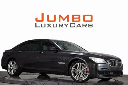 2014_BMW_7 Series_740Li_ Hollywood FL
