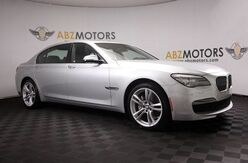 2014_BMW_7 Series_740Li M Sport,HUD,Nav,Camera,Ac/Heated Seats_ Houston TX