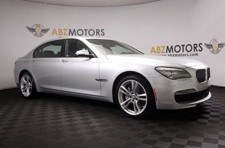 2014 BMW 7 Series 740Li M Sport,HUD,Nav,Camera,Ac/Heated Seats Houston TX