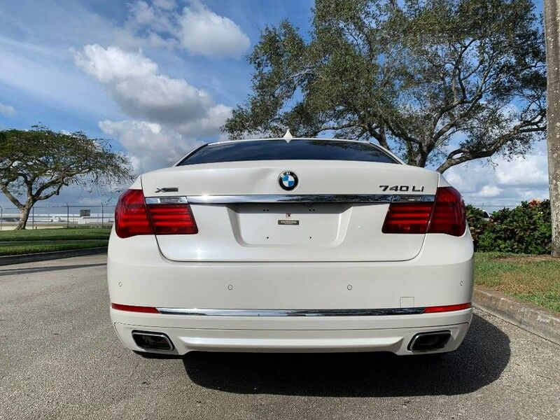 2014 BMW 7 Series 740Li xDrive Hollywood FL