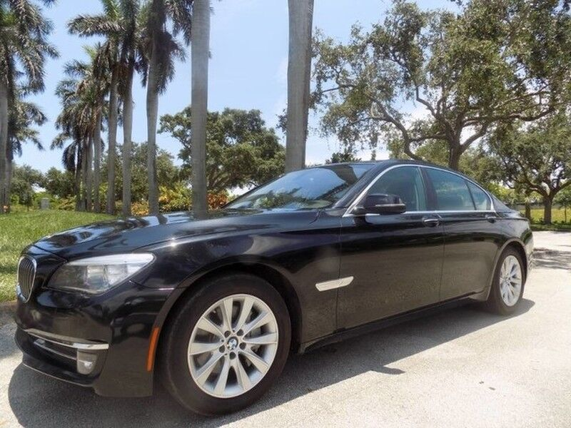 2014 BMW 7 Series 740i Dania Beach FL
