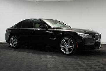 2014_BMW_7 Series_740i_ Houston TX