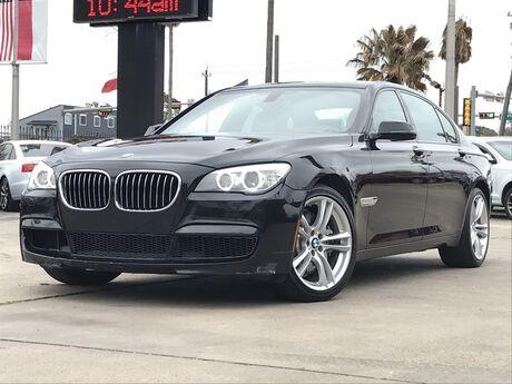 2014 BMW 7 Series 750Li Houston TX