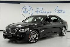 2014 BMW 7 Series 750Li M-Sport Warranty/Free Maintenance