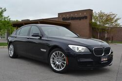 BMW 7 Series 750Li xDrive/$101,125 MSRP/All Wheel Drive/M Sport Pkg/Active Seats/Executive Pkg/Cold Weather Pkg/Head Up Display/Heated&Cooled Massaging Seats/Heated Steering Wheel/Shades Pkg/Loaded 2014