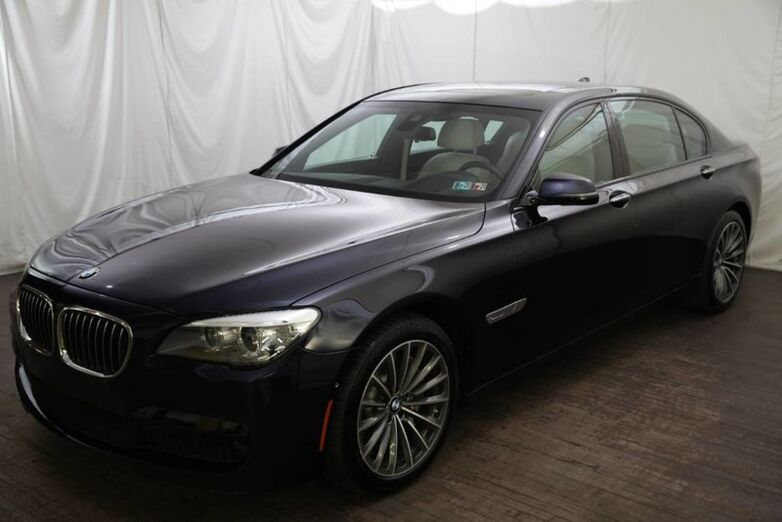 2014 BMW 7 Series 750Li xDrive Pittsburgh PA