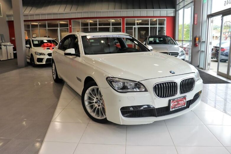2014 BMW 7 Series 750Li xDrive Springfield NJ