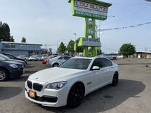 2014_BMW_7 Series_750i_ Eugene OR