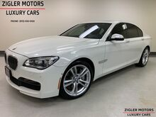 2014_BMW_7 Series_750i M Sport Bang& Oulfsen Sound Heads-Up One Owner Clean Carfax_ Addison TX