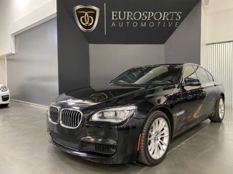 2014 BMW 7 Series 750i xDrive Salt Lake City UT