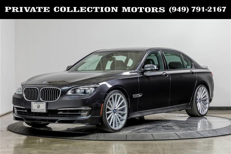 2014_BMW_7 Series_ALPINA B7 $145,900 MSRP_ Costa Mesa CA