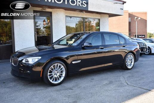 2014 BMW 740Li M Sport Willow Grove PA
