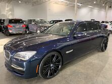 BMW 740Li Msport 90k MSRP 2014