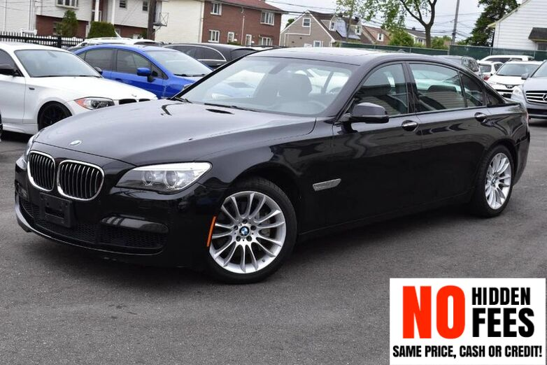 2014 BMW 740Li xDrive M Sport/ Executive Elmont NY