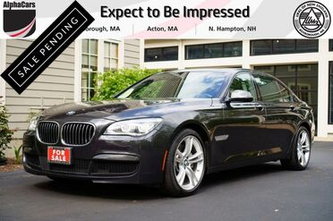 2014_BMW_750LI_xDrive M-Sport Edition_ Boxborough MA