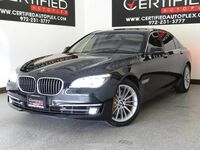 BMW 750Li DRIVER ASSIST PLUS EXECUTIVE PKG LIGHT PKG BLIND SPOT MONITOR BANG & OLUFSE 2014