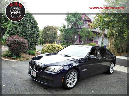 2014_BMW_750Li_w/ M-Sport Package_ Arlington VA