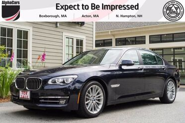 2014_BMW_750Li_xDrive_ Boxborough MA