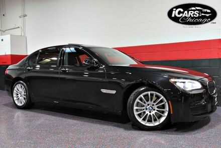 2014_BMW_750Li xDrive Executive M Sport_Edition 4dr Sedan_ Chicago IL