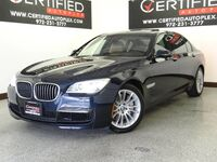 BMW 750Li xDrive M SPORT HARMAN KARDON SOUND NAVIGATION SUNROOF LEATHER HEATED/COOLED SEATS 2014