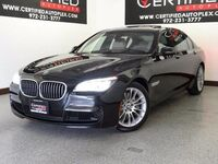 BMW 750Li xDrive M SPORT PKG DRIVER ASSIST PLUS PKG EXECUTIVE PKG LIGHT PKG BANG & OLUFSEN 2014