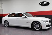 2014 BMW 750Li xDrive M Sport 4dr Sedan