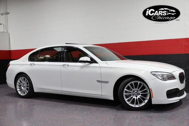 2014 BMW 750Li xDrive M Sport 4dr Sedan Chicago IL